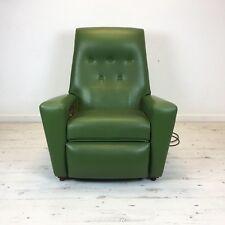 MID CENTURY  RARE Reclining Massage Chair