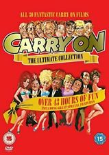 Carry On - The Complete Collection DVD 30 Films (1958)