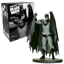 Batman DC Comics Black White Matt Wagner Mini Statue New From 2008