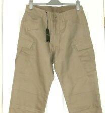 "G star Rovic Loose Cargo Trousers Colour Dune Solar HD Waist 31"" x Length 34"""