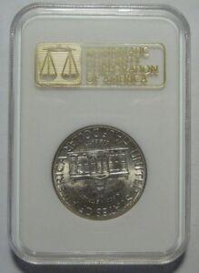 = 1946 GOLD Reverse FATTY SLAB MS65 NGC CAC IOWA Commem Half, FREE Shipping