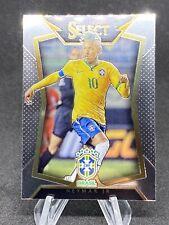 2015 Panini Select Neymar Jr. #22 Brazil PSG
