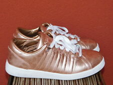 K-SWISS Lozan Aged Foil rose gold SNEAKERS EUR 42 size UK 8 us 10 shoes BRILLANT
