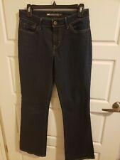 Women's LEVIS Bold Curve Bootcut Jeans Classic Rise Size 8
