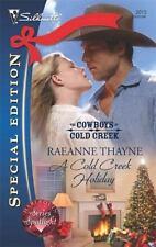 A Cold Creek Holiday Thayne Love Desire Sexy DRAMA Book Novel Passion Romance US