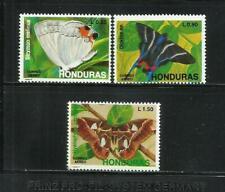 HONDURAS. Año: 1991. Tema: FAUNA. MARIPOSAS.