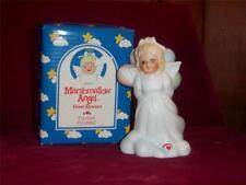 Marshamallow Angel by Roman Birthday Angel with Balloons Porcelain Figurine New
