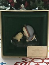 Hallmark Ornament 1983 FROSTY FRIENDS 4th in Series In BOX with TAG L1