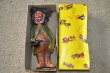 "Vintage! HEICO Nodder/Bobblehead ""Beggar"" Hobo Doll with Box / West Germany"