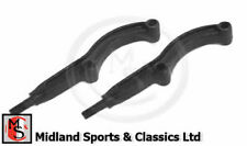 BEK304 - MGB 1961 -74 - REAR BUMPER IRON BRACKETS - PAIR - AHH6335, AHH6335Z