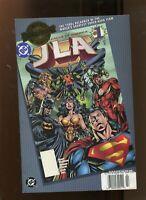 JLA #1 (9.0) MILLENIUM EDITION 2000