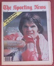 APRIL 21, 1979 SPORTING NEWS PHILADELPHIA PHILLIES PETE ROSE ON COVER BASEBALL