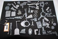 Games Workshop Warhammer 40k Scenery Tank Spares Job Lot WH40K Army Loads Spares