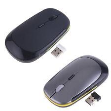 Schnittstelle USB Markenlose Kabellose Mäuse, Trackballs & Touchpads für Computer