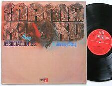 ASSOCIATION P.C. + JEREMY STEIG LIVE! ORIG MPS BASF KRAUT ROCK / JAZZ LP