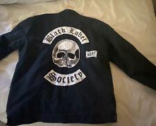 Black Label Soçiety Red Kap Roadie Style Jacket Hard To Find Black XL Canvas
