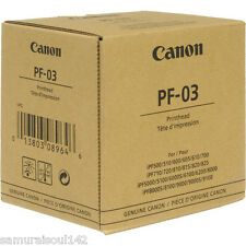 F/S NEW Canon Print Head PF-03 2251B001AB from Japan
