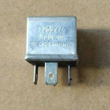 BMW E30 E21 E12 E28 E34 E24 E23 diode relay 12631269274 @Excellent@ genuine