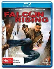 Falcon Rising (DVD, 2014)  New, ExRetail Stock, Genuine & unSealed  - D125