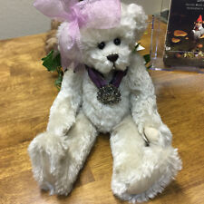 Brand New Handmade Mohair Artist bear by Virginia Jassmer