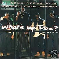 Fu-Schnickens/Shaquille O Neil What S Up Doc 6 Tracks !