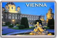 VIENNA FRIDGE MAGNET SOUVENIR IMÁN NEVERA