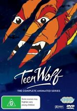 Teen Wolf  - The Complete Animated Series (DVD, 2008, 3-Disc Set) - Region 4