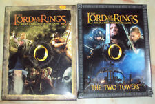 LORD OF THE RINGS AND TWO TOWERS RPG ADVENTURE BOX SETS