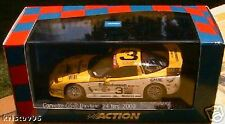 CORVETTE C5-R 24 HEURES DAYTONA 2000 1/43 ACTION FELLOW MINICHAMPS BELL KNEIFEL