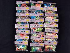 Dandy Bandz Silicone Silly Shape Bracelets ~ ALASKA ~ 576 PCS (24X24) #140328-08