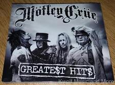 "MOTLEY CRUE  ""Greatest Hits""  W/slipcase   NEW    (CD, 2009)"