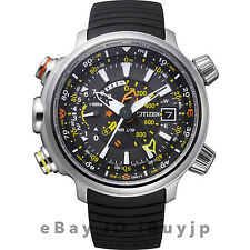 Citizen Promaster Land BN4021-02E Alticchron Eco-Drive Solar 200m Watch