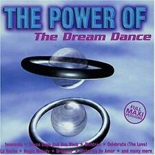 Power of the Dream Dance (Maxis + Mix-CD) Zhi-Vago, Groove Solution, Cu.. [2 CD]