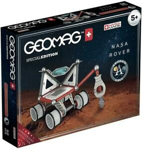 Geomag Special Edition Magnetic Construction NASA Lunar Rover 52 Pcs