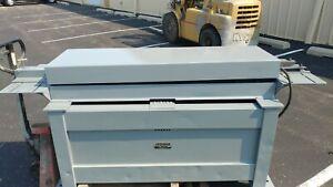 Lockformer Cleatformer Pittsburg Drive & S Lock Machine 22 Gauge