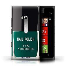 STUFF4 Back Case/Cover/Skin for Nokia Lumia 900/Nail Polish/Make Up