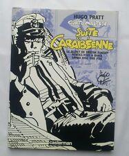 BD - Corto Maltese 4 Suite Caraibeenne / EO 1990 / HUGO PRATT / CASTERMAN