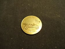 1909 Rambler Model 44 Franklin Mint Antique Car Bronze Coin