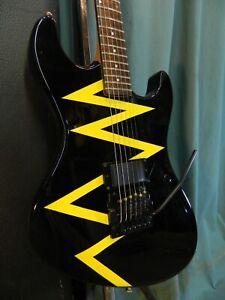 1985 Guild S-270 Runaway, Super Rare Guitar, Even More Rare with Graphic! USA