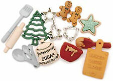 Jesse James Dress It up Holiday Collection Embellishments Christmas Cookies