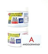 GLS-PRO 20 Prochima Gomma siliconica liquida da colata 1:1 1 kg stampi