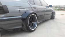 Fender Flares over wide body wheel arches Steel for E36