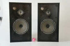 Pioneer CS-323 Boxen Speaker Lautsprecher Patina 30 Watt 8 Ohm Vintage