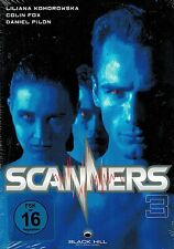 DVD NEU/OVP - Scanners 3 - Liliana Komorowska, Colin Fox & Daniel Pilon