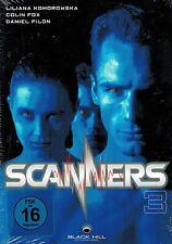 DVD NEU/OVP - Scanners 3 - Liliana Komorowska, Colin Fox & Daniel Pilon
