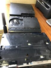 Lot of 3 Sony PS3 Play station for parts or not workings as per models and pics.