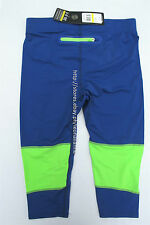 75% OFF! AUTH UNDER ARMOUR HEATGEAR COMPRESSION CAPRI 3/4 PANTS LARGE BNWT $62