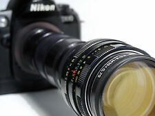 250mm AL-4 achromatic self-made telephoto lens m42 and Nikon mount
