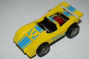 DARDA TURBO 1 in gelb, MOTOR TOP + gereinigt, Made W.Germany     SUPER SELTEN