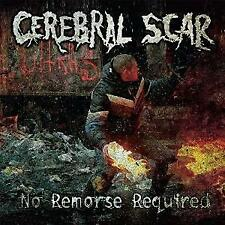 Cerebral Scar - No Remorse Required (NEW CD EP)